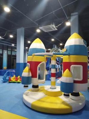 幼儿园组合滑梯结构功能