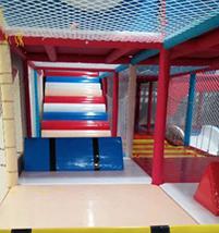 儿童组合滑梯的构造