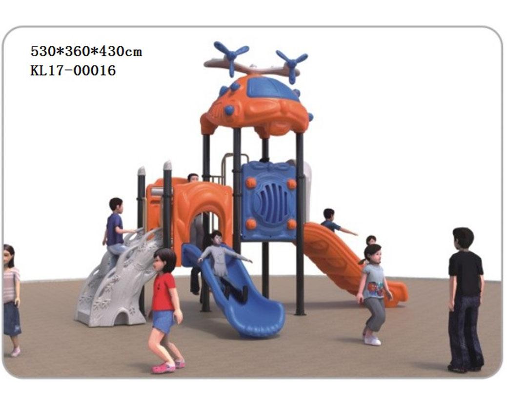 儿童组合滑梯K24-01