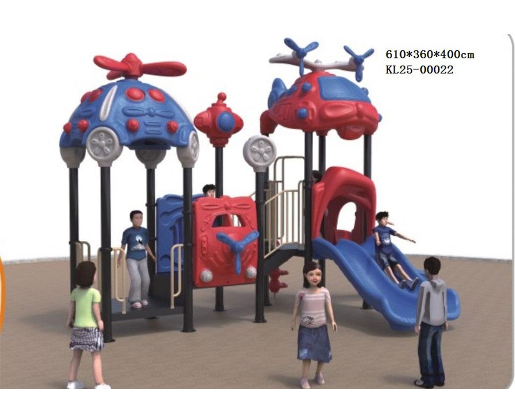 儿童组合滑梯K24-03
