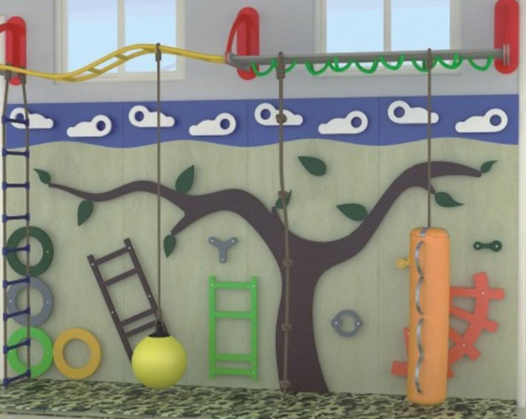 儿童组合滑梯K25-02