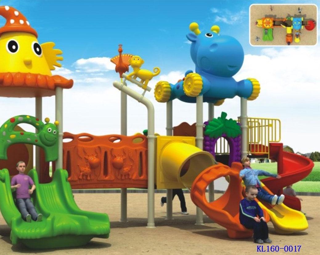 儿童组合滑梯K26-01