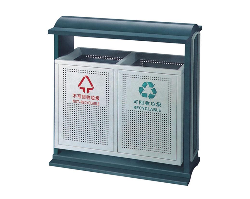 kl12-04钢质垃圾桶