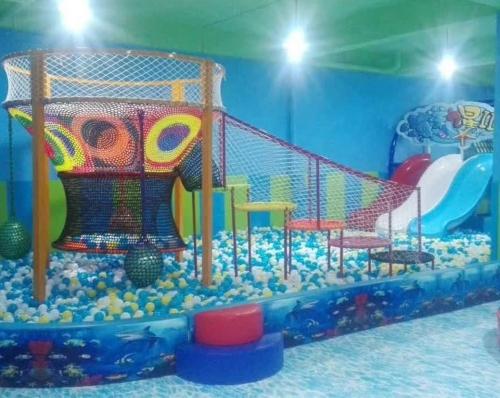 淘气堡儿童乐园k11-01