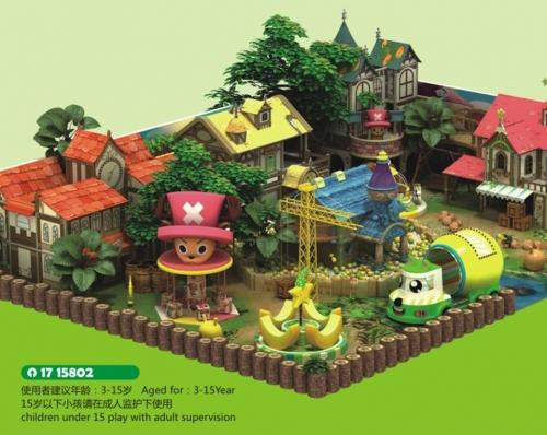 淘气堡儿童乐园k12-03