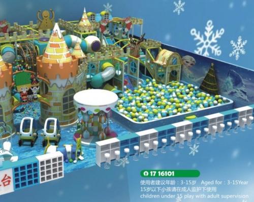 淘气堡儿童乐园k12-04
