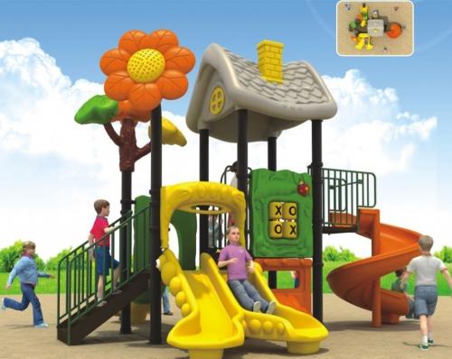 儿童组合滑梯K21-01