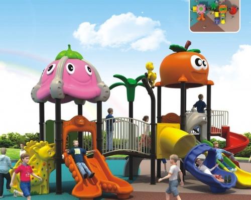 儿童组合滑梯K21-02