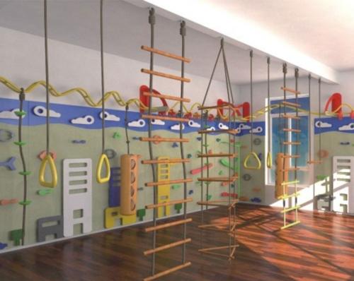 防城港儿童组合滑梯K25-01