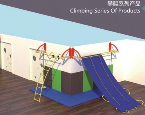 防城港儿童组合滑梯K25-03
