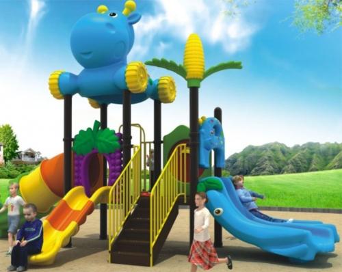 防城港儿童组合滑梯K26-02
