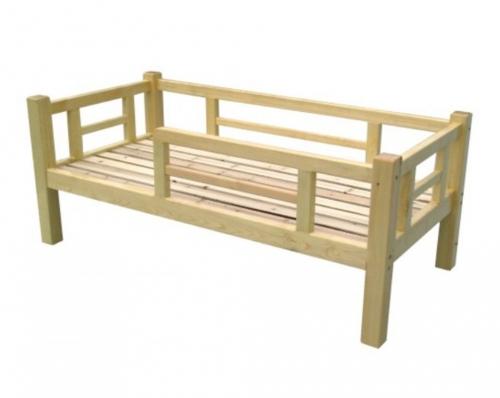 K33-02木质床