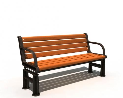 防城港户外休闲椅bh065-3
